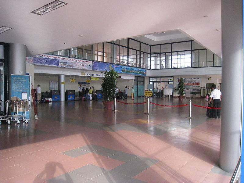 Sân bay Phù Cát ở đâu tại Bình Định và thông tin về Sân bay Phù Cát 033