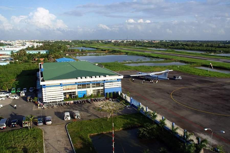 Sân bay Cà Mau ở đâu tại Cà Mau và thông tin về Sân bay Cà Mau 03