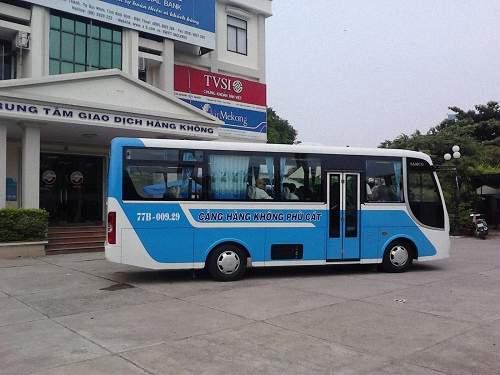Sân bay Phù Cát ở đâu tại Bình Định và thông tin về Sân bay Phù Cát 0069