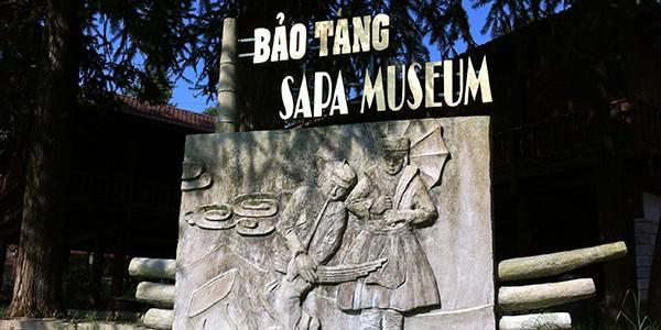 Bảo tàng sapa museum vé máy bay đi Sapa giá rẻ