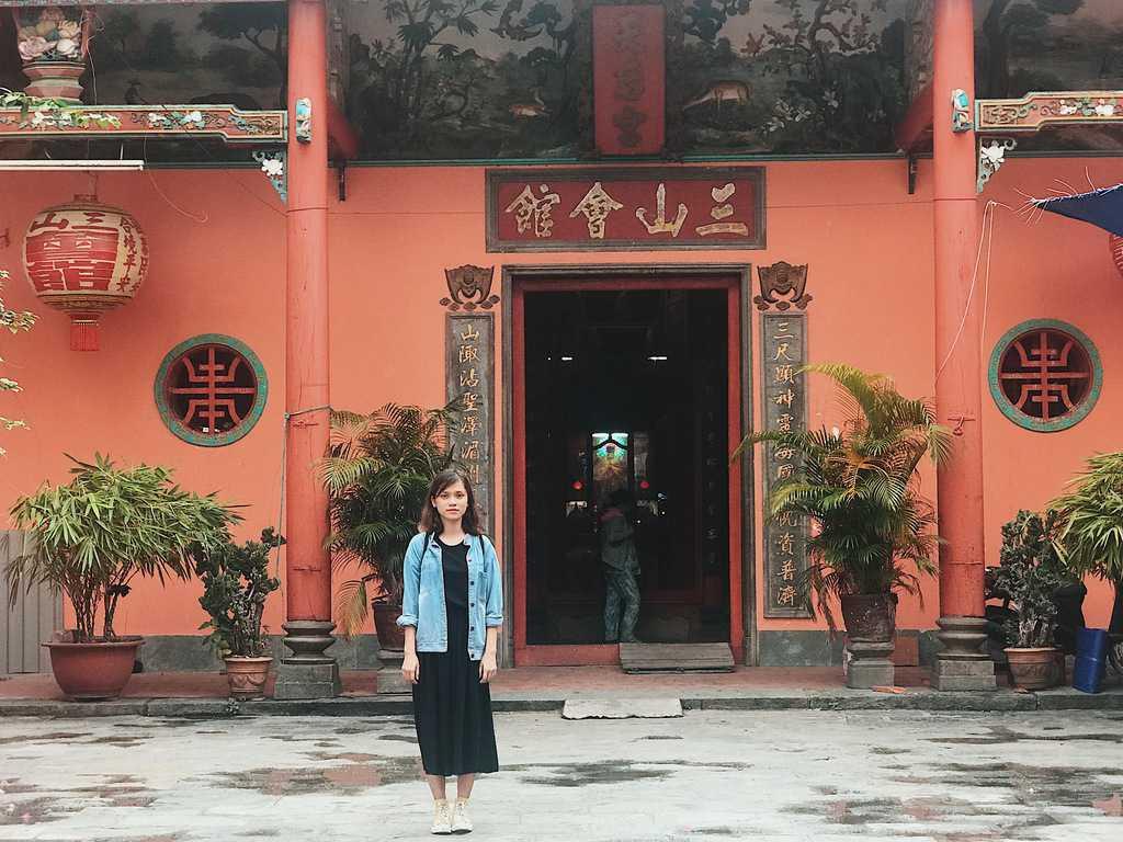 Tam Sơn Hội Quán-đi chơi sài gòn 1 ngày