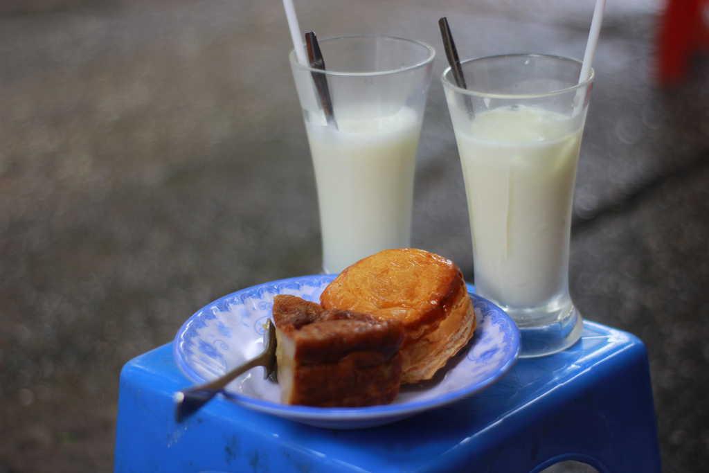 sữa tươi mười-đi chơi sài gòn 1 ngày