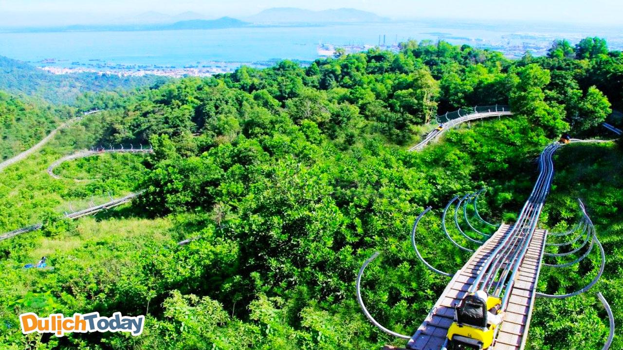 Khu du lịch Hồ Mây - địa điểm du lịch mới ở Vũng Tàu
