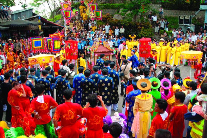 Lễ hội Vía Bà