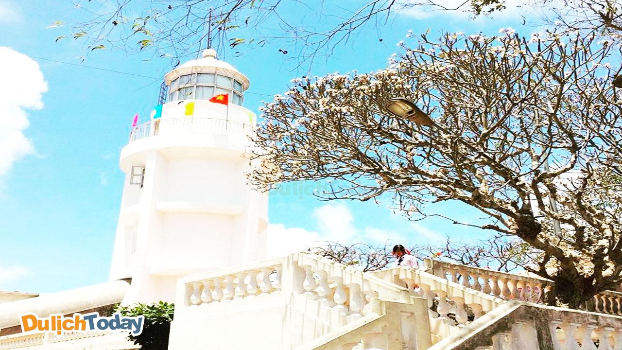 Thu trọn cả Vũng Tàu vào tầm mắt khi đứng đỉnh ngọn hải đăng
