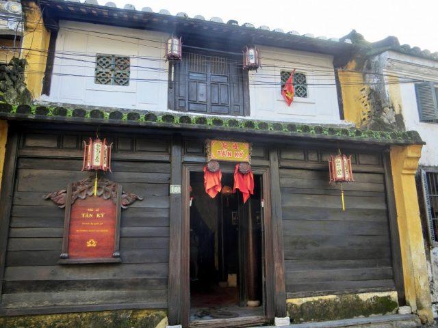 Khám phá bên trong Nhà Cổ Tần Ký (Ảnh ST)