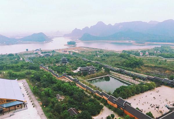 Hình ảnh vé máy bay giá rẻ du lịch hè kinh nghiệm khám phá Ninh Bình