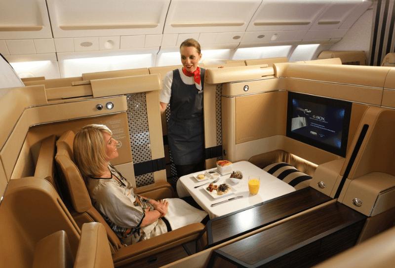 Kinh nghiệm chọn chỗ ngồi khi đi máy bay hình ảnh