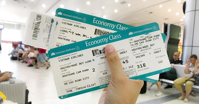 Cách phân biệt vé máy bay thật – giả đơn giản và chính xác nhẩt