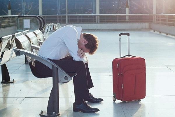 Làm gì khi bị delay chuyến bay?