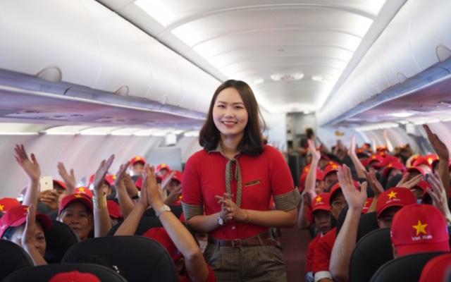 Vietnam Airlines, Vietjet, Bamboo Airways tung vé máy bay giá rẻ kích cầu  du lịch