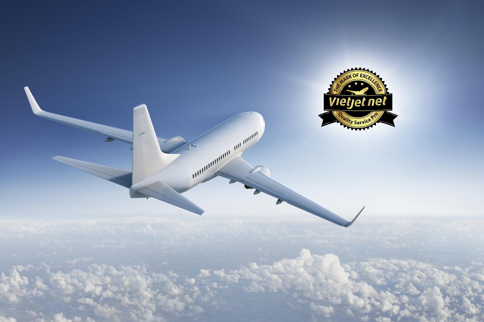 Vé máy bay giá rẻ Vietjet BamBoo Vietnam Airlines KM 2020