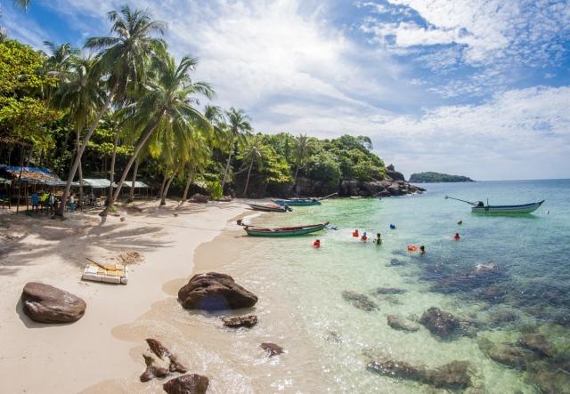 Phú Quốc - Địa điểm du lịch hè 2021 tuyệt vời. Ảnh: Internet