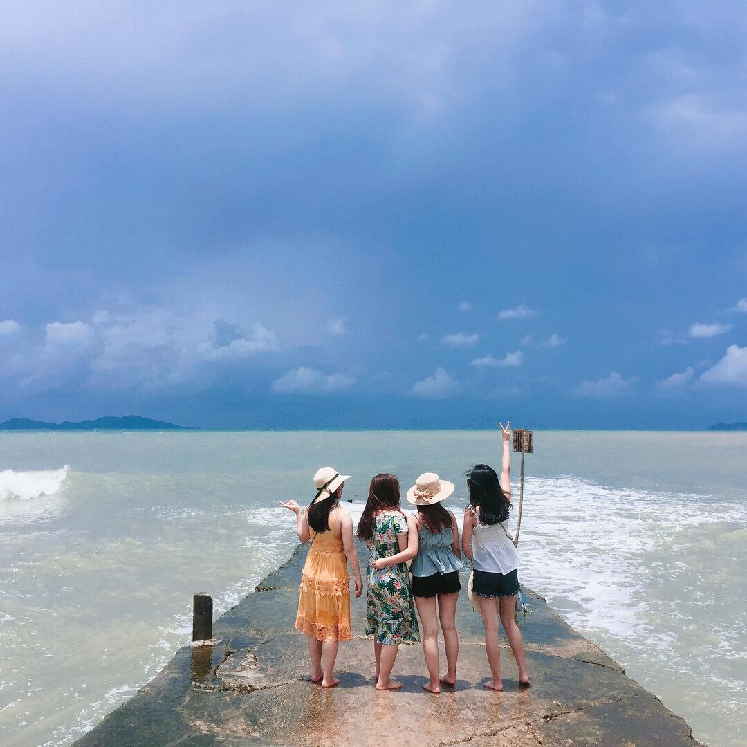 một trong những bãi biển đẹp nhất đất nước ta
