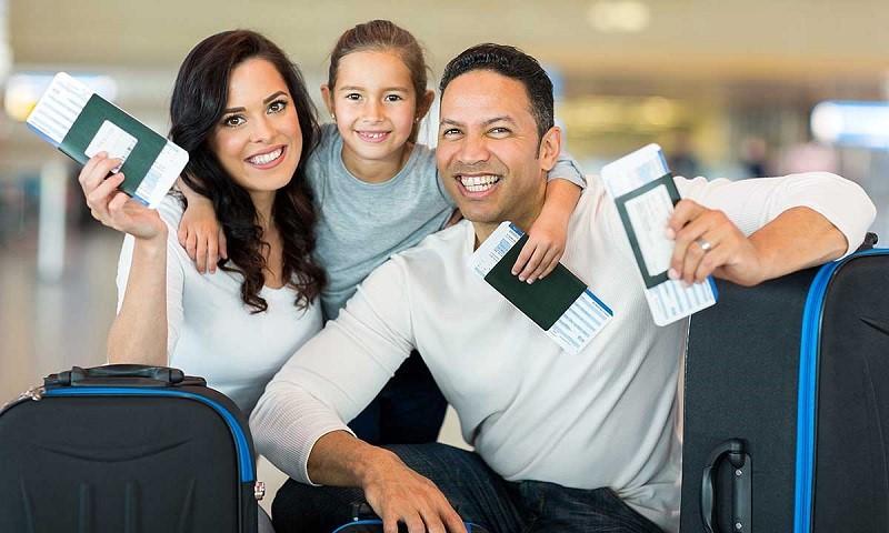 Các loại giấy tờ và thủ tục cho trẻ em đi máy bay Vietnam Airlines