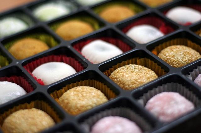 Bánh Mochi khi du lịch Nhật Bản luôn cuốn hút du khách