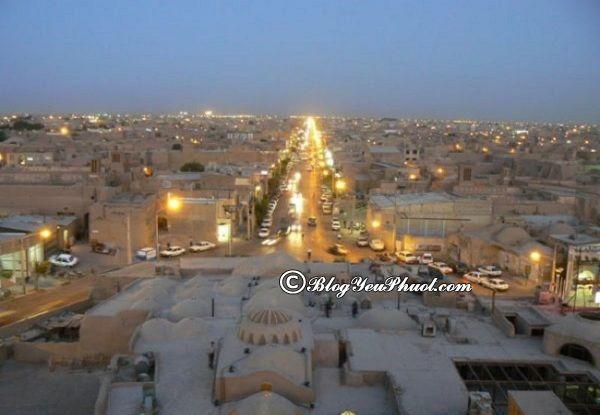 Du lịch Trung Đông vào mùa nào đẹp nhất? Kinh nghiệm, lịch trình tham quan, vui chơi ở Trung Đông giá rẻ